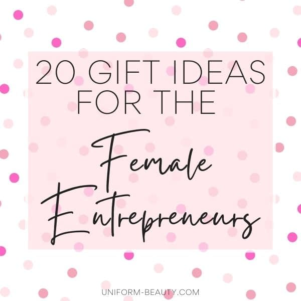Gift Ideas For The Lady Boss