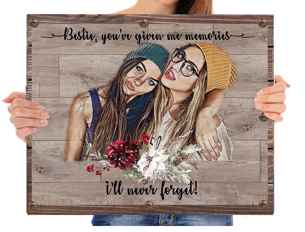 Personalized Gifts For Best Friend