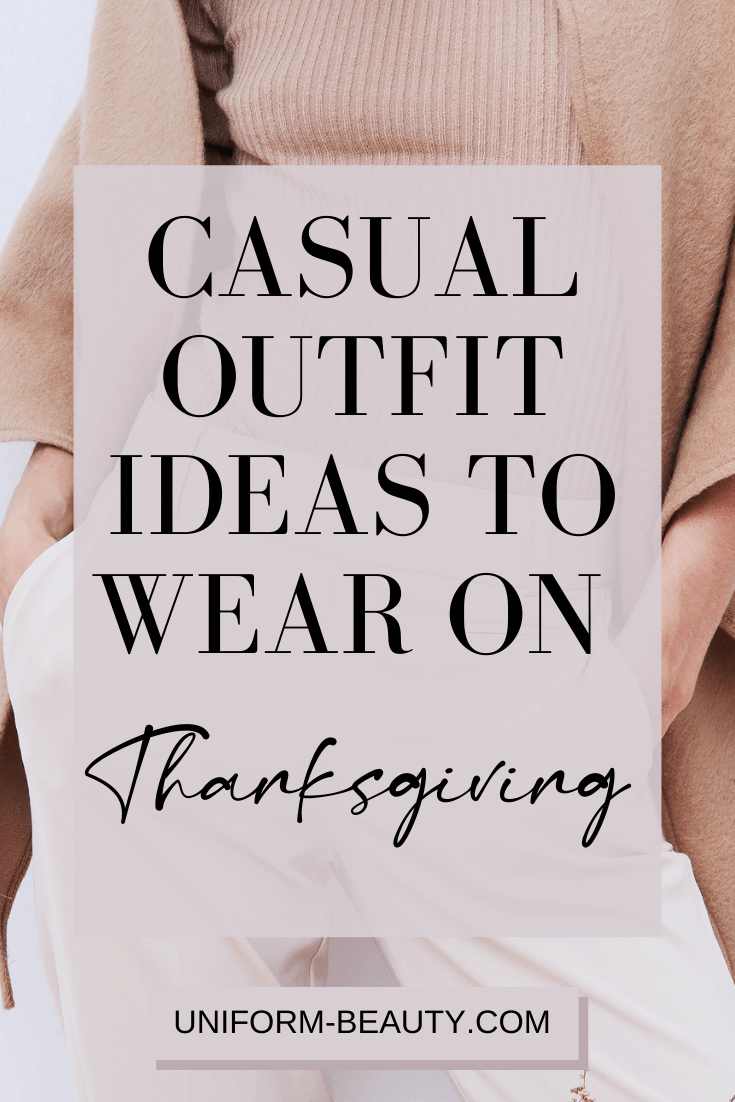 Thanksgiving outfit Ideas for home