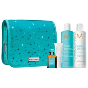 Moroccan Oil gift set