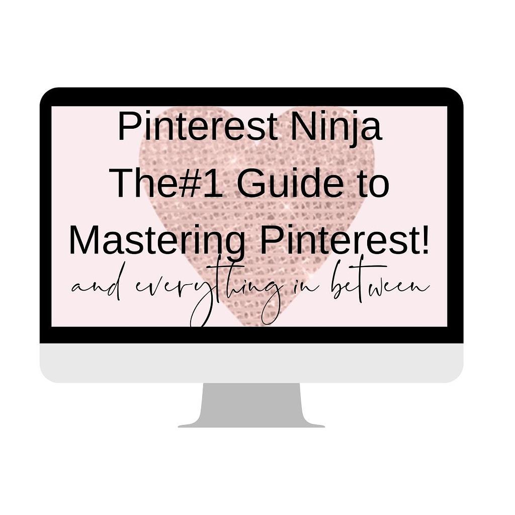 Pinterest Ninja , Ebook, ecourse