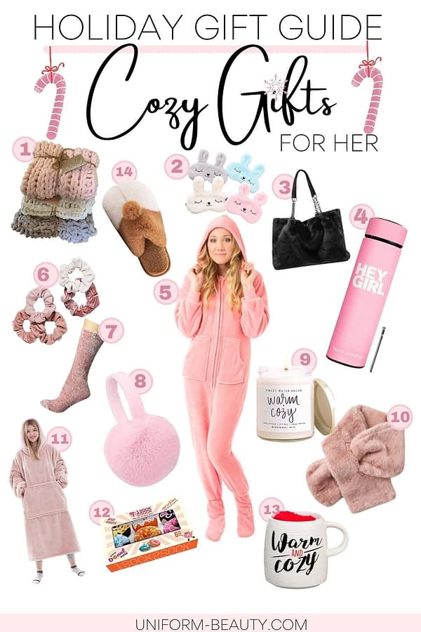 Cozy Gifts Ideas for The Holidays
