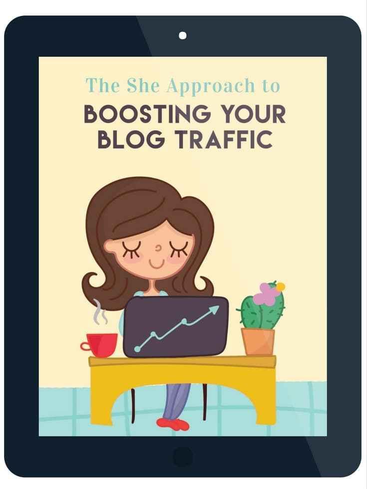 Blog Traffic Ecourse
