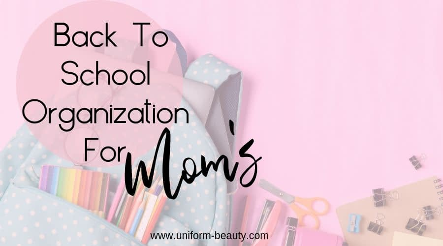 back to school organization for mom, school, books, ruler, kids, crayons, notebook, pages, bookbag,
